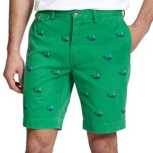 Polo Ralph Lauren Shorts Embroidered Whales 48